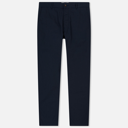 Мужские брюки Universal Works Military Chino Poplin Navy