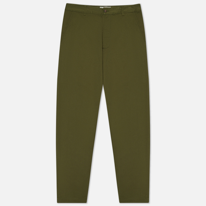 Мужские брюки Universal Works Military Chino Twill Light Olive