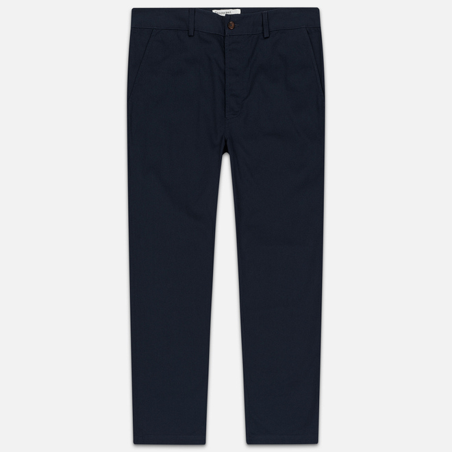 Мужские брюки Universal Works Military Chino Twill Navy