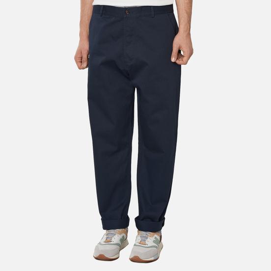 Мужские брюки Universal Works Military Chino Twill Navy