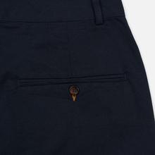 Мужские брюки Universal Works Military Chino Twill Navy фото- 4