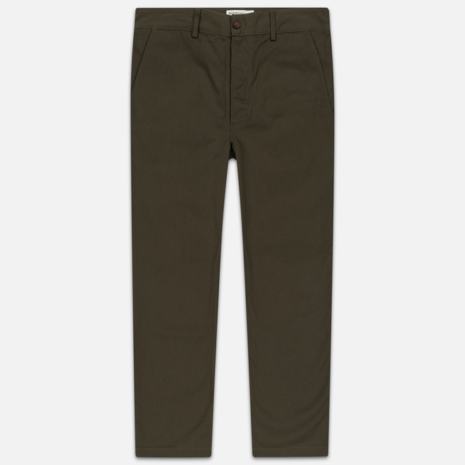 Мужские брюки Universal Works Military Chino Twill Olive