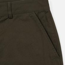 Мужские брюки Universal Works Military Chino Twill Olive фото- 3