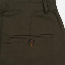 Мужские брюки Universal Works Military Chino Twill Olive фото- 4