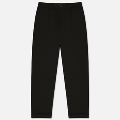 Мужские брюки Universal Works Pleated Twill Black