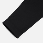 Мужские брюки Universal Works Pleated Twill Black фото- 5