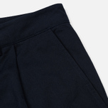 Мужские брюки Universal Works Pleated Twill Navy фото- 3