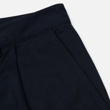 Мужские брюки Universal Works Pleated Twill Navy фото- 3