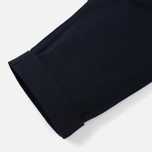 Мужские брюки Universal Works Pleated Twill Navy фото- 5