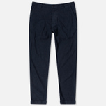 Universal Works Suit Soft Flannel Men's Trousers Navy photo- 0