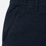 Universal Works Suit Soft Flannel Men's Trousers Navy photo- 2