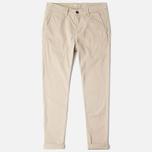 Мужские брюки Velour Adan Chino Beige фото- 0