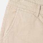 Мужские брюки Velour Adan Chino Beige фото- 1