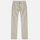 Мужские брюки Velour Adan Chino Bottle Light Grey фото- 0