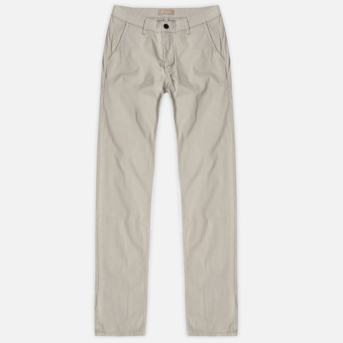 Мужские брюки Velour Adan Chino Bottle Light Grey