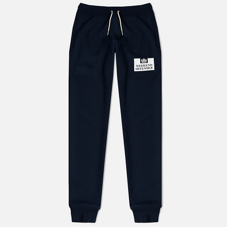 Weekend Offender Jogg Men's Trousers Navy