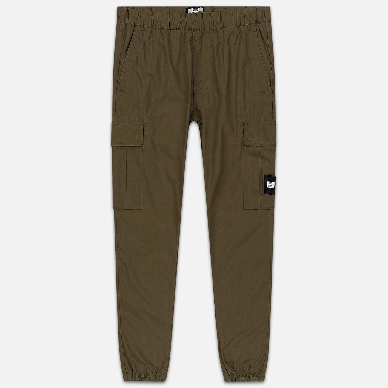 Мужские брюки Weekend Offender Sicilly Conifer