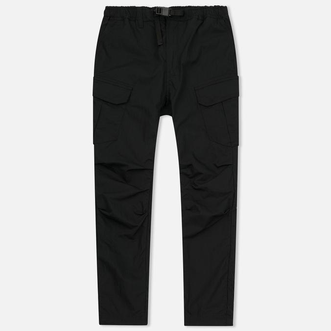 Мужские брюки White Mountaineering Tusser Shearing Cargo Black
