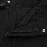 Мужские брюки White Mountaineering Tusser Shearing Cargo Black фото- 1