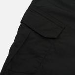 Мужские брюки White Mountaineering Tusser Shearing Cargo Black фото- 4