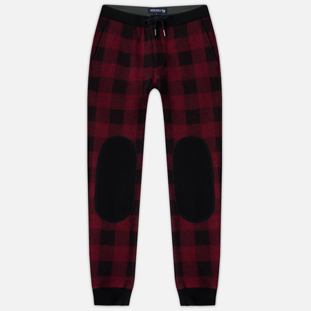 Мужские брюки Woolrich Buffalo Check Red