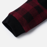Мужские брюки Woolrich Buffalo Check Red фото- 4