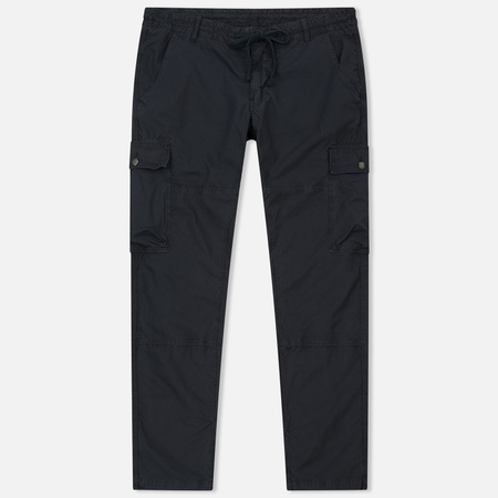 Мужские брюки Woolrich Fatigue Cargo Dark Navy