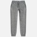 Мужские брюки Woolrich Jaspe Cuffed Grey Melange фото- 0