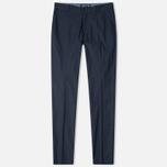 Мужские брюки Woolrich Popeline Chino Navy фото- 0