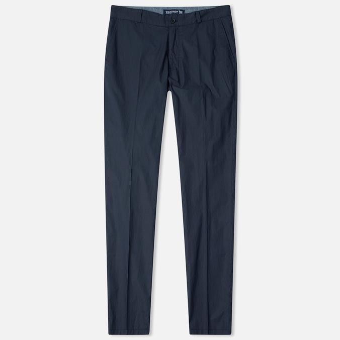 Woolrich Poplin Chino trousers Navy