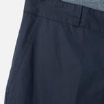 Мужские брюки Woolrich Popeline Chino Navy фото- 1
