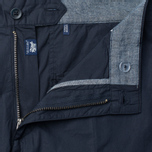Мужские брюки Woolrich Popeline Chino Navy фото- 2