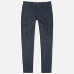 Мужские брюки Woolrich Stretch Twill GD Cargo Dark Navy фото- 0