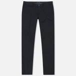 Мужские брюки Woolrich Stretch Twill Slim Chino Dark Navy фото- 0