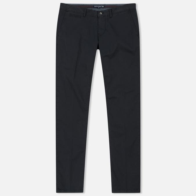 Мужские брюки Woolrich Stretch Twill Slim Chino Dark Navy