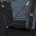 Мужские брюки Woolrich Stretch Twill Slim Chino Dark Navy фото- 1