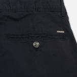 Мужские брюки Woolrich Stretch Twill Slim Chino Dark Navy фото- 4
