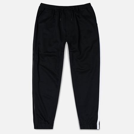 Y-3 3-Stripes Men's Trousers Black