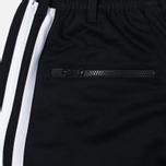 Мужские брюки Y-3 3-Stripes Black фото- 4