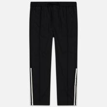 Мужские брюки Y-3 3 Stripes Wool Satin Wide Black/Ecru/Black фото- 0