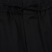 Мужские брюки Y-3 3 Stripes Wool Satin Wide Black/Ecru/Black фото- 1