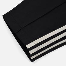 Мужские брюки Y-3 3 Stripes Wool Satin Wide Black/Ecru/Black фото- 3