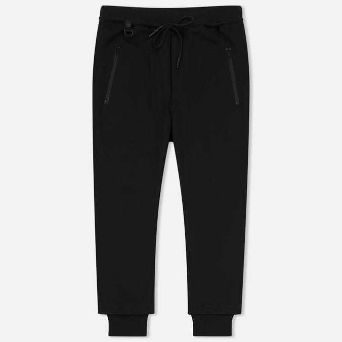 Мужские брюки Y-3 Branded French Terry Black