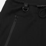 Мужские брюки Y-3 Branded French Terry Black фото- 2
