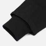 Мужские брюки Y-3 Branded French Terry Black фото- 3
