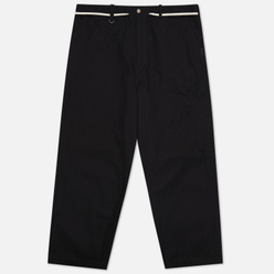 Мужские брюки Y-3 Canvas Workwear Wide Black