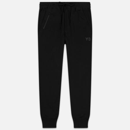 Мужские брюки Y-3 Classic Cuff Matte Logo Black