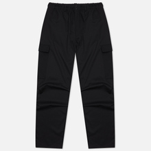 Мужские брюки Y-3 Classic Refined Wool Stretch Cargo Black фото- 0