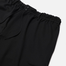 Мужские брюки Y-3 Classic Refined Wool Stretch Cargo Black фото- 1