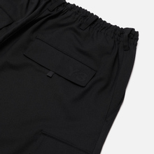 Мужские брюки Y-3 Classic Refined Wool Stretch Cargo Black фото- 2